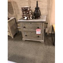 "Lateral File Cabinet from the ""Tinsley Collection"" 1 In Stock Sale $599"