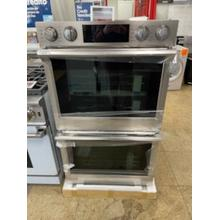 """See Details - Scratch and Dent 30"""" Flex Duo™ Double Wall Oven in Stainless Steel"""