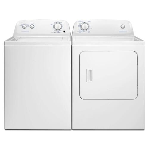 Crosley 3.5 cu ft Extra Large Capacity Washer & 6.5 cu ft Dryer
