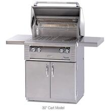 "All infrared 30"" Cart Grill"