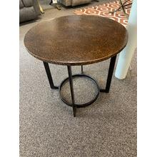 See Details - Aged Copper Table Model# T2063235