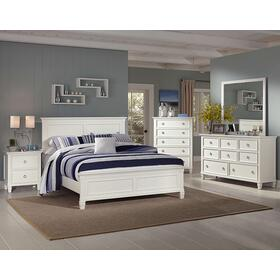 See Details - Tamarack 4 Pc. Queen Bedroom Set White
