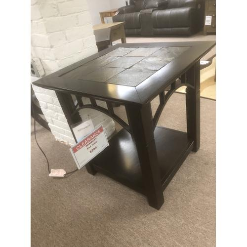 Gallery - End Table Model T3001510