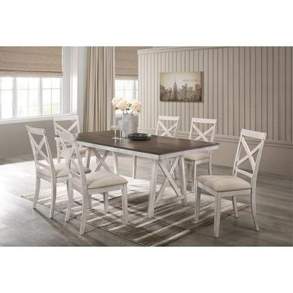 Somerset 7PC. Dining Table Set.