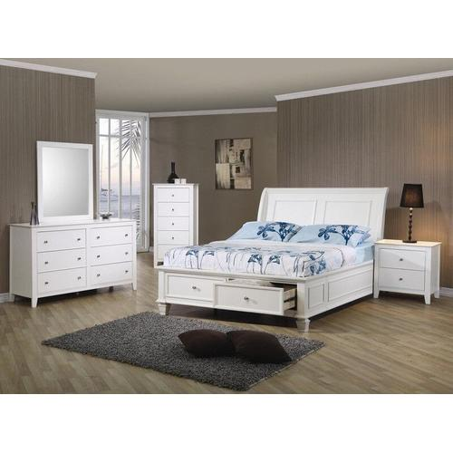 Packages - Selena 4Pc Full Bed Set