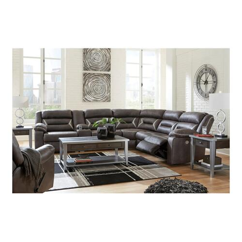 Gallery - 4 Piece Power Reclining Sectional