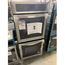 See Details - 6.2 Cu. Ft. Double Wall Oven with High-Heat Self-Cleaning System**OPEN BOX ITEM** Ankeny Location