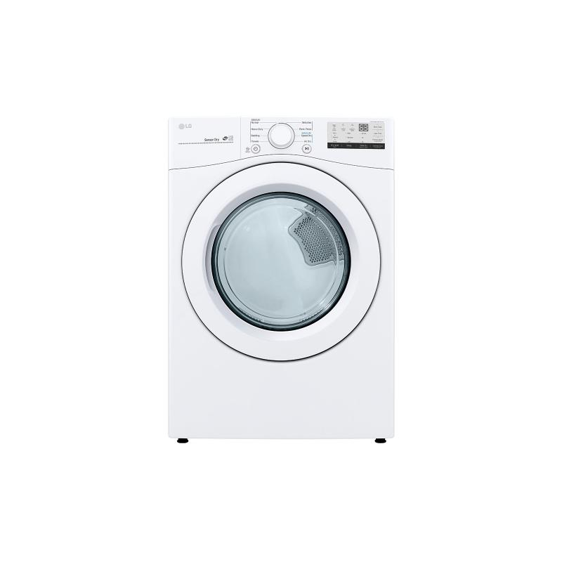 View Product - LG 7.4 cu. ft. Ultra Large Capacity Electric Dryer