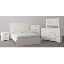 B2588 5PC SET: Queen Panel Bed & 2 Nightstands (Stelsie)