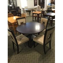See Details - 5 PIECE DINING SET