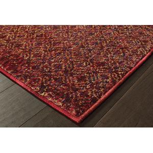 "Oriental Weavers Usa, Inc. - 6'7"" X 9'6"" ATLAS AREA RUG      (8048K,91541)"