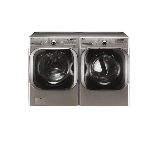LG Mega Capacity Laundry Pair