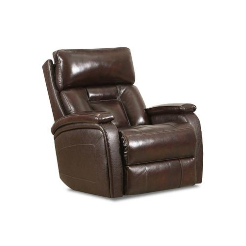 Dossett Chestnut Power Recliner