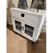 See Details - Industrial Accent Chest