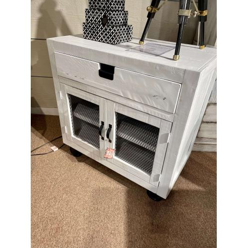 Elements - Industrial Accent Chest
