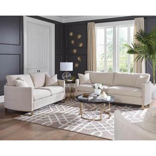 Corliss Sofa And Loveseat