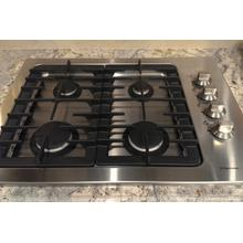 """View Product - 30"""" Gas Drop-In Cooktop"""