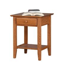 Shaker Collection- Nightstand