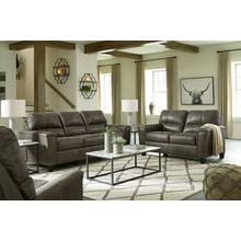 Navi Smoke Sofa & Loveseat