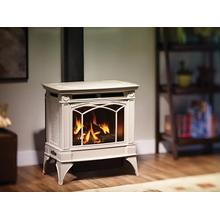 Hampton H35 Large Cast Iron Gas Stove