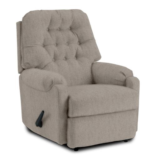 Best Home Furnishings - SONDRA Petite Recliner in Tan       (1AW27-19909,40148)