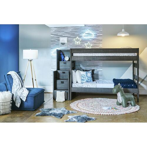 Vista Twin/Twin Bunk Bed