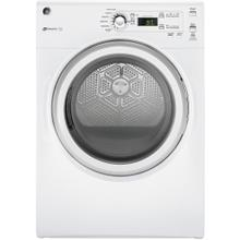 See Details - 27 Inch Electric Dryer with 7 cu. ft. Capacity in White- Minor Case Imperfections