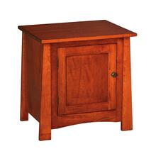 Craftsmen End Table Door