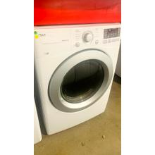 Product Image - USED- 7.4 cu. ft. Ultra Large Capacity Dryer w/ NFC Tag On Technology- FLGDRY27W-U SERIAL #39