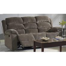 Austin - Dual Recliner Sofa - Stone