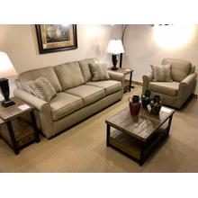 Wood House Upholstery- Hartford Sofa & Chair
