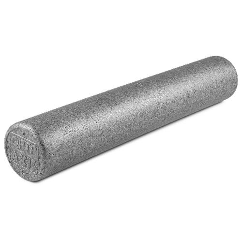 "Optp - Silver AXIS® Moderate Foam Roller 36"" x 6"""