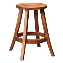 Trinity Amish Custom Barstool / Counter Stool