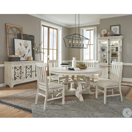 "Bronwyn 60"" Round Dining Table & 4 Chairs"