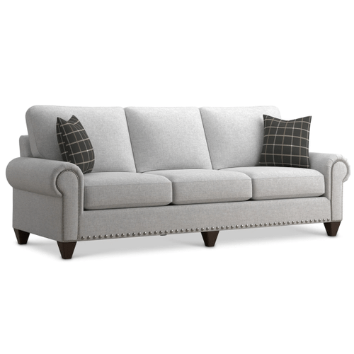 Bassett Furniture - Premier Collection -  BenchMade Custom Upholstery Great Room Sofa