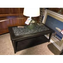 View Product - Grey Mosaic Cocktail Table