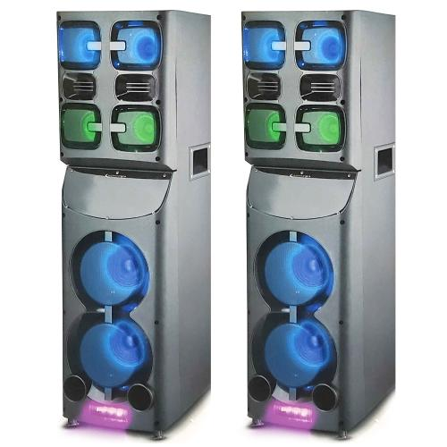 Techincal Pro 4,000 Watt Twin Home Theater Speakers