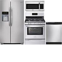 Frigidaire Gallery 4 Piece Kitchen Package