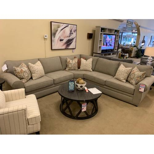 Stanton Furniture - 554 Sectional