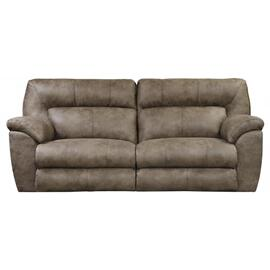Saddlebrook Power Reclining Sofa Coffee