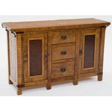 Bungalow 2 Door 3 Drawer Sideboard