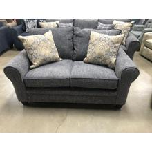 See Details - Storm Gray Loveseat  #4172SG