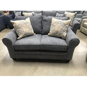 American Furniture Manufacturing - Storm Gray Loveseat  #4172SG