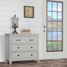 Evolur Madison 3 Drawer Chest- Antique Mist