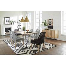 Scott living 7 Piece Dining Set