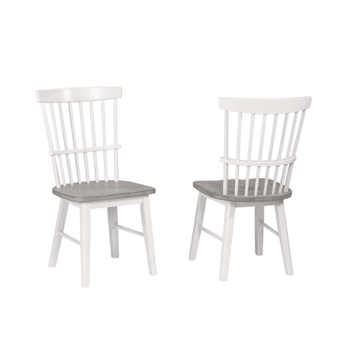 Winners Only - Comb Back Wood Side Chair