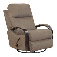 Niles Swivel Glider Recliner in Portabella Fabric