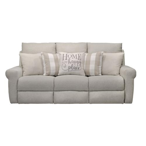 Jackson Furniture - Happy Place Power Lay Flat Reclining Sofa Cement