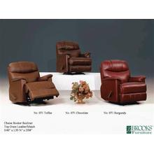 Recliner Style No. 071