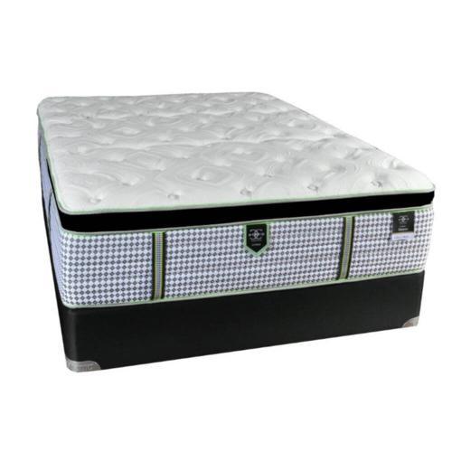 Gregory - Euro Pillow Top